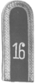 Unteroffizier - Infanterie Regiment 16.png