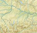 Upper Austria Topographic Empty.png
