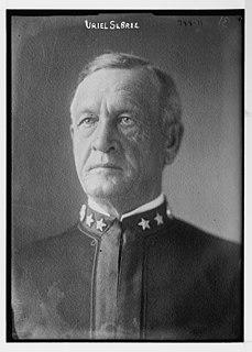 Uriel Sebree United States Navy career officer