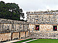 Uxmal, Nunnery Quadrangle, South Building and West Building.jpg