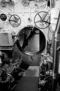 VII C U-Boot Zentrale