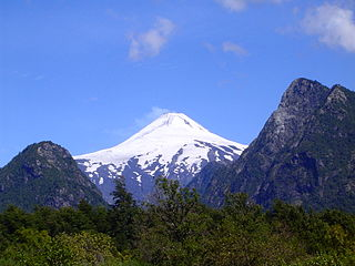 Nationalpark Villarrica