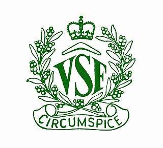 Victorian School of Forestry School in Victoria, Australia