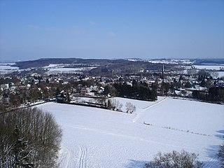 Vaals Municipality in Limburg, Netherlands