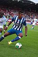 Valais Cup 2013 - OM-FC Porto 13-07-2013 - Alex Sandro 1.jpg