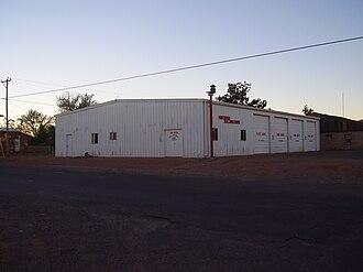 Van Horn, Texas - Van Horn Volunteer Fire Department