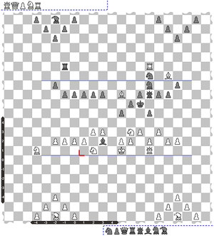 "Computer chess - ""Chess on an Infinite Plane"" is an example of a variant chess game largely unaffected by chess computers or software."