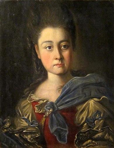 Варвара Ивановна, жена
