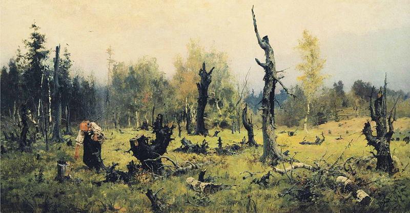 File:Vasily Polenov - The Burnt Forest.JPG