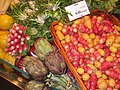 Vegetables in a grocery store, Paris.JPG