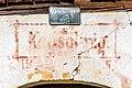 Velden Oberjeserz 4 Bauernhaus vulgo Keuschnig Supraporte Vulgarname 11052020 8963.jpg