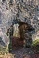 Velden am Wörther See Köstenberg Ruine Hohenwart Burgkapelle Portal 08112018 5306.jpg