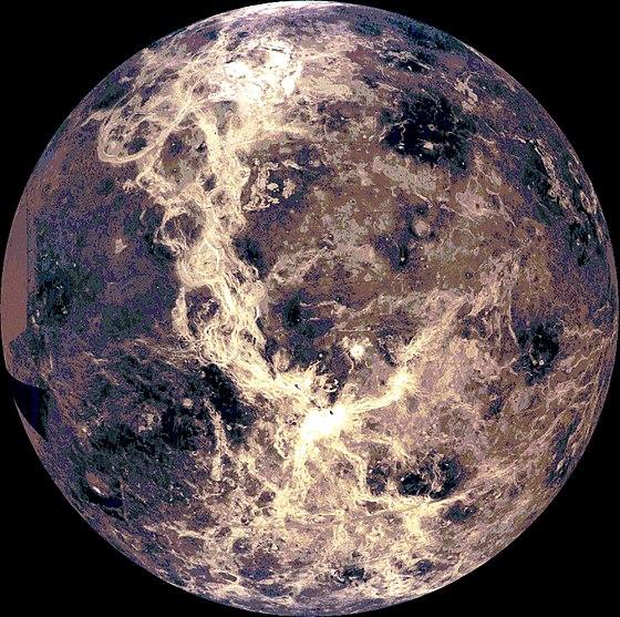 """14 de Julio... """"Dia de """"Plutón""""""""... 560px-Venus_Globo_de_Magallanes"""