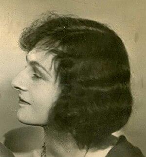 Vera Stanley Alder - Image: Vera Stanley Alder portrait 1928