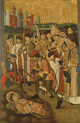 Invention of the Body of Saint Stephen