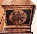 Verona, cassone, 1490 ca, con tondi di bartolomeo montagna 04.JPG