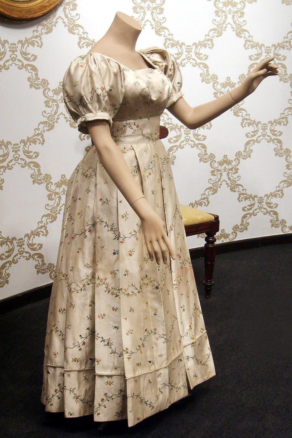 Vestido Javiera Carrera