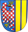 Coat of arms of Veverská Bítýška
