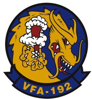 VFA-192 - VFA-192 insignia