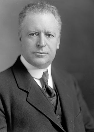 1916 Progressive National Convention - Image: Victor Murdock