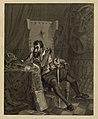 Victor Masson, Dom Quichotte dans son fauteuil, v. 1868. Maison de Victor Hugo. Paris.jpg