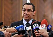 Victor Ponta la Palatul Parlamentului - 03.03.2014 (6) (12924373184)