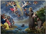 Victor Wolfvoet II - St. Anthony of Padua Preaching to the Fish.jpg