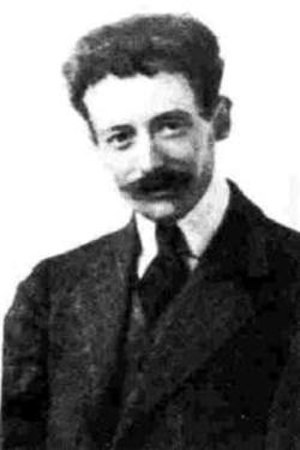 Victor Segalen - Portrait of Victor Segalen