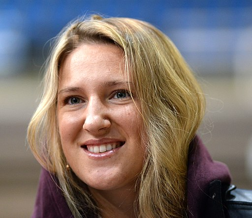 Victoria Azarenka at 2015 Fed Cup adj