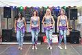 Vier buikdanseressen Spijkenisse monumentendag.jpg