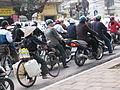 Vietnam 08 - 12 - 2-wheeler traffic (3167649644).jpg