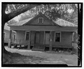 View of front. - Sam Farkas Estate, House, 306 Mercer Avenue, Albany, Dougherty County, GA HABS GA-1175-A-1.tif