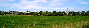 Sutton-in-the-Isle - Image: View of sutton