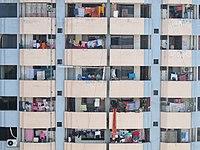 Views from a window in Bijoy Nagar, Dhaka 04.jpg
