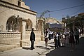 Views of the festival and parade for Palm Sunday in 2018 in the Chaldean Catholic town of alQosh 04.jpg