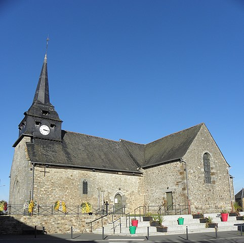 photo de eglise Saint Pierre