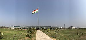 Vijayawada International Airport - A Panorama of New Terminal