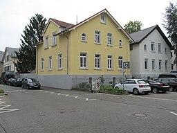Viktoriastraße in Darmstadt