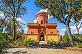 Villa Durazzo- Pallavicini, Il Castello del Capitano, l'interno a Genova Pegli, Italia foto 2.jpg