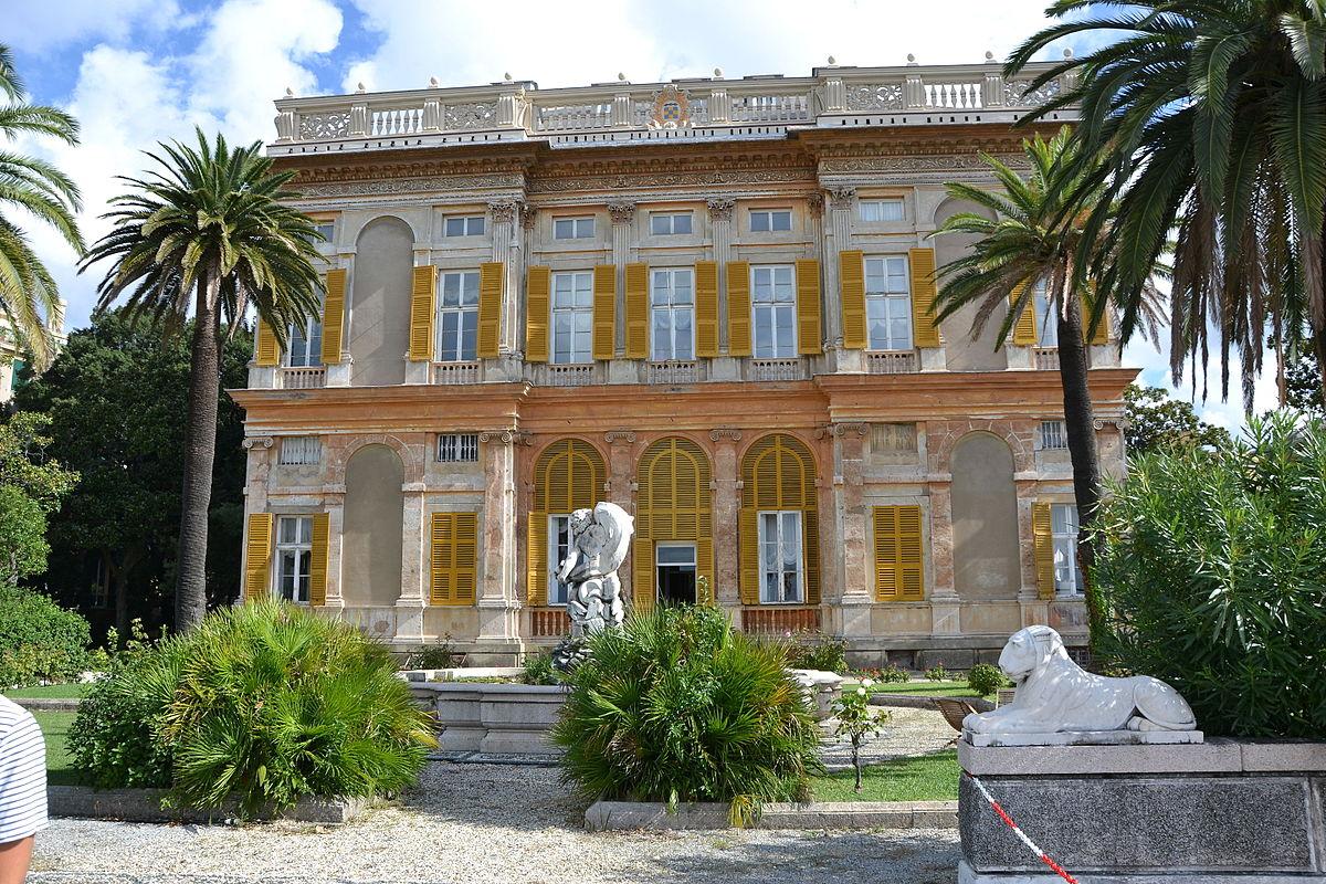 Villa delle peschiere wikipedia for Foto di ville