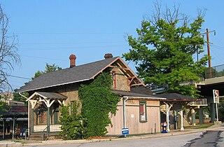 Villanova station (SEPTA Regional Rail) SEPTA Regional Rail station