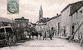 Villevocance entrée 1906 CP.jpg
