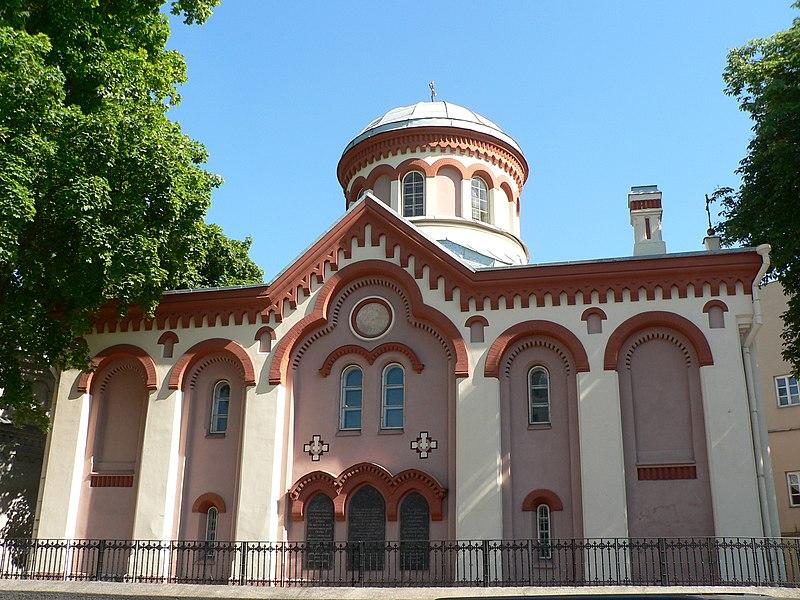 File:Vilnius StNicholas Orthodox church.jpg