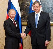 Vladimir Putin in Slovenia in 2011 (8).jpg