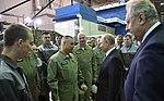 Vladimir Putin visited the Kazan Aircraft Production Association 10.jpg