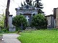 Vojkov, hřbitov, Familie Coudenhove.jpg