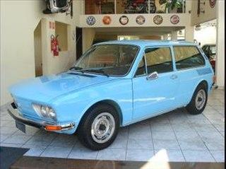 Volkswagen Brasília car model by Volkswagen