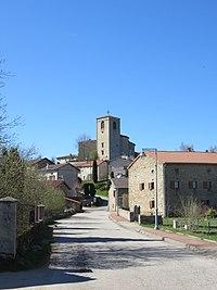 Vue village de Leignec (Merle-Leignec, Loire, France).jpg