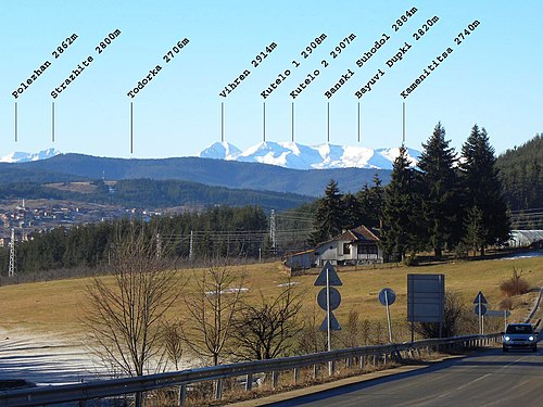Pirin Wikipedia
