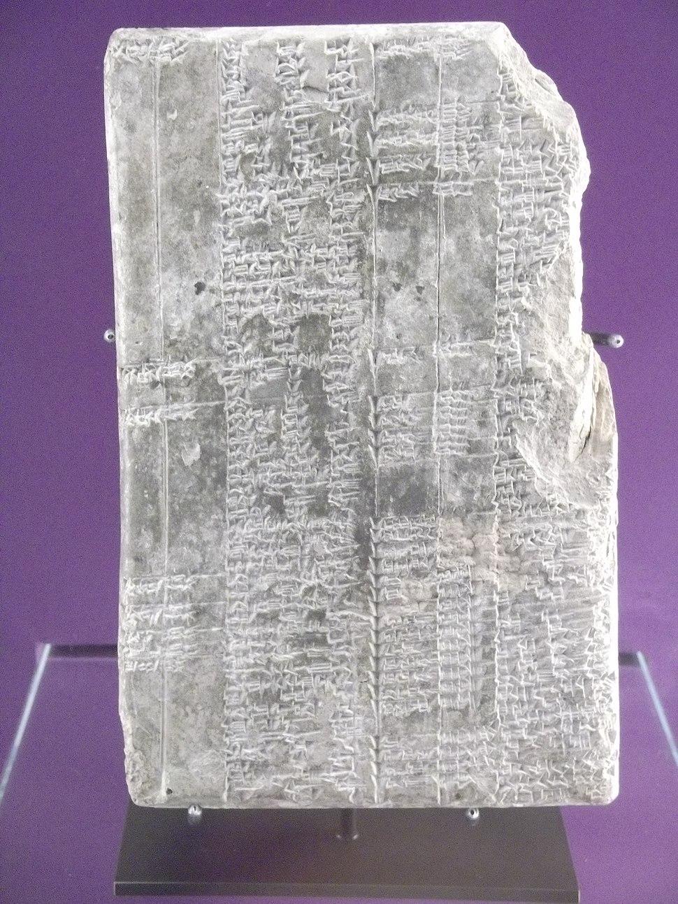 Wörterbuch Uruk